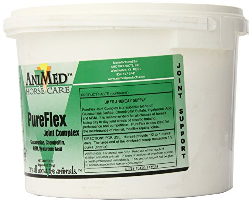 Product image of AniMed Pureflex Joint Complex for Horses, 5-Gallon