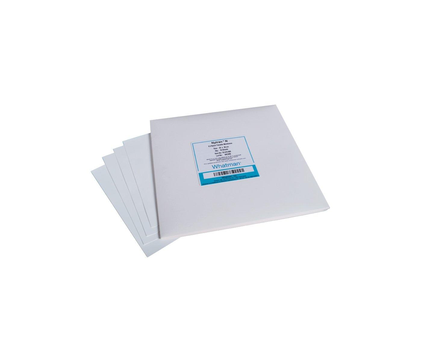 Whatman 10416296 Nylon Nytran Super Charge Blotting Filter Membrane Roll 3m Length x 30cm Width 0.45 Micron
