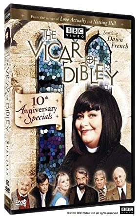 The vicar of dibley christmas special online gifts