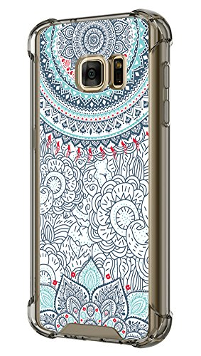 Case for Galaxy S7,Cutebe Shockproof Hard PC+ TPU Bumper Case Scratch-Resistant Cover for Samsung Galaxy S7 2016 Release