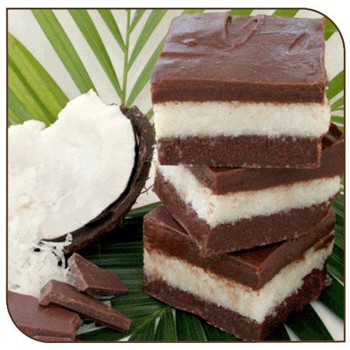 Mo's Fudge Factor, Chocolate Coconut Fudge (1/2 Pound)