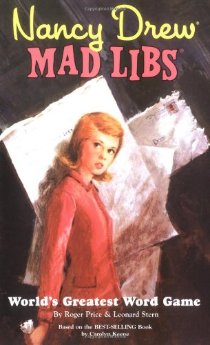 Nancy Drew Mad Libs by Brand: Price Stern Sloan