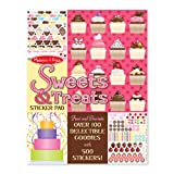 Melissa & Doug Sweets & Treats Sticker Pad