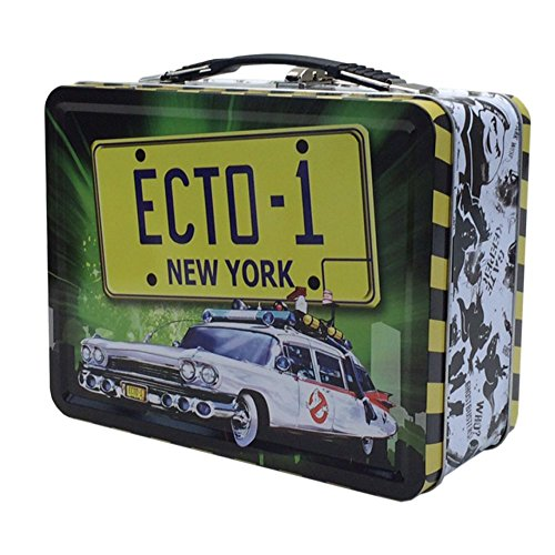 Factory Entertainment Ghostbusters ECTO-1 Tin Tote