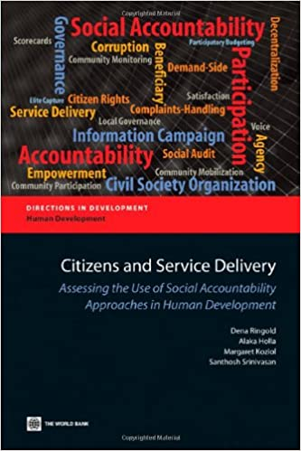 Citizens and Service Delivery (Directions in Development)