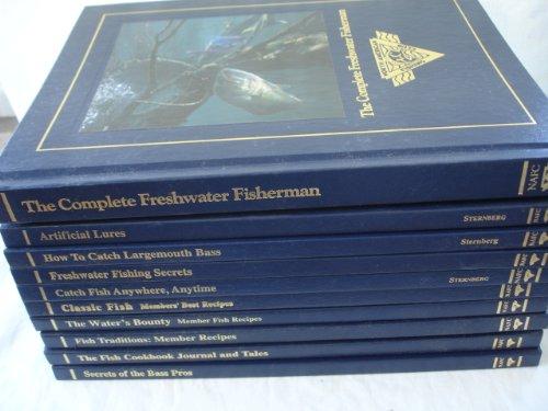North American Fishing Club - North American Fishing Club 10 Volume Set Hardcover