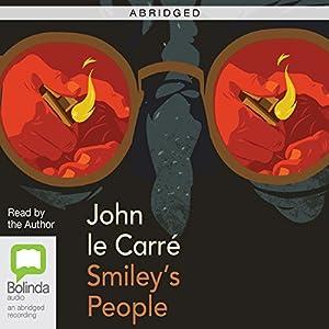 Smiley's People (Abridged) Audiobook