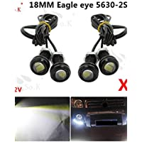 NBCVFUINJ® 4x 9W LED ojo de águila