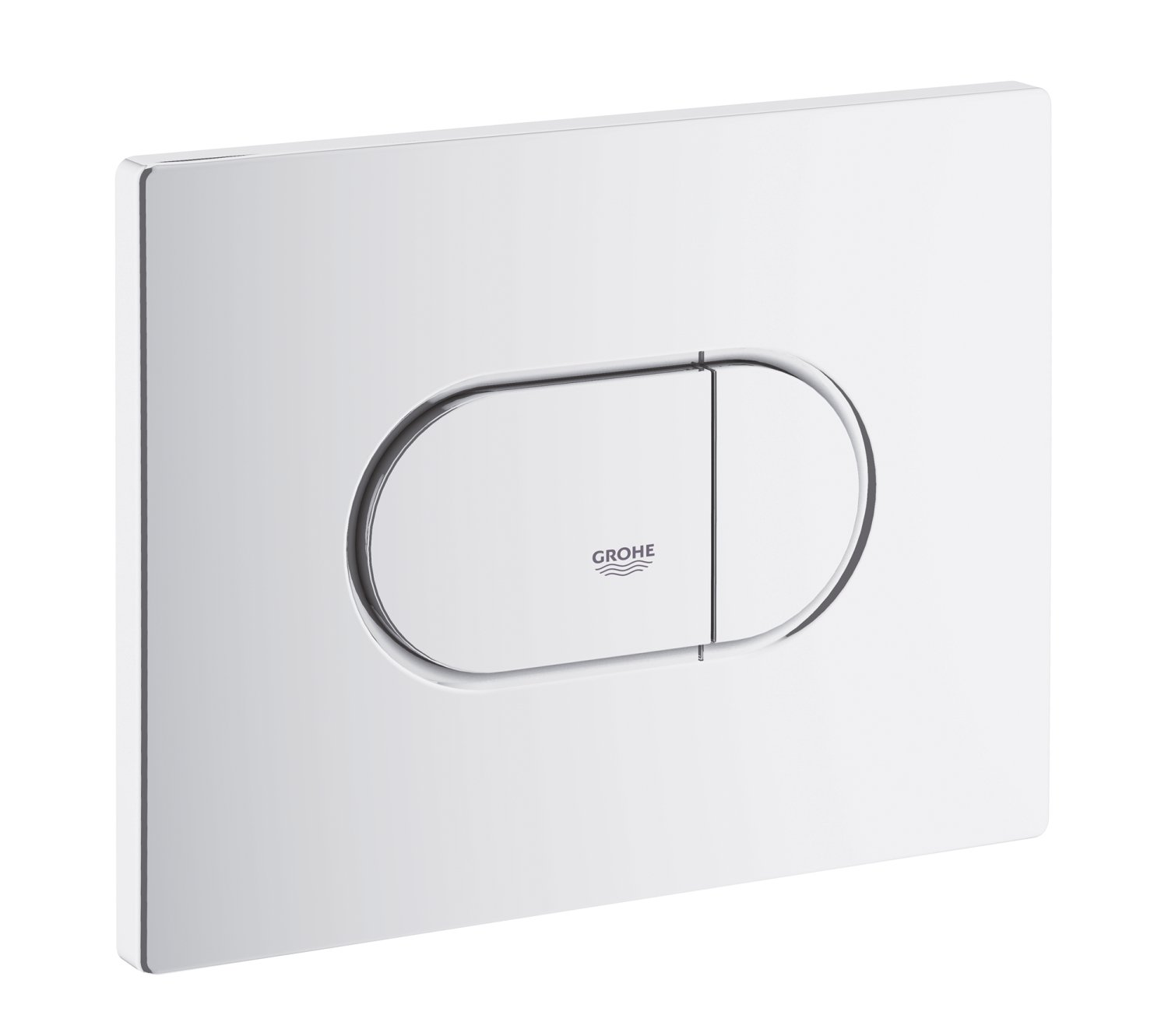 Alpine White GROHE 38858000   Arena Cosmopolitan WC Wall Plate