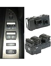 NAVARME Master Power Window Door Switch for 2007-2013 Chevrolet Silverado 1500 2500 3500 and GMC Sierra 1500 2500 3500, 2009-2011 HHR, 2009-2016 Traverse 20945129