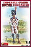 """MINIART Echelle 1: 16""""Garde Impériale Néerlandais Grenadier Guerres napoléoniennes Kit de modèle en plastique"""