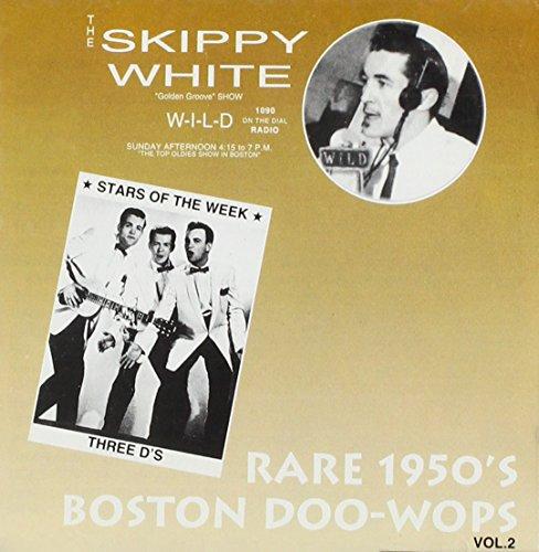 1950s Boston Doo Wops 2 / Various (Generic White Lanterns)