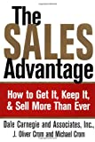 The Sales Advantage, Dale Carnegie and Associates, Inc. and J. Oliver Crom, 0743215915