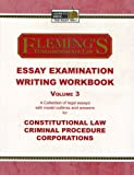 Essay Examination Writing Workbook, Jeff Alan Fleming and Susan Patricia Sneidmiller, 1932440488