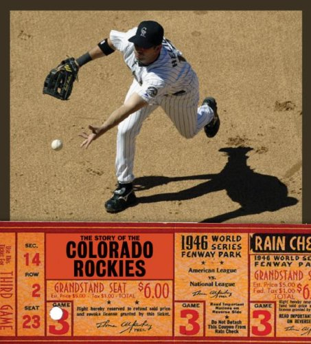 Download The Story of the Colorado Rockies (Baseball: The Great American Game) pdf
