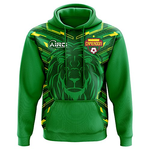 (Airo Sportswear 2018-2019 Cameroon Home Concept Hoody)