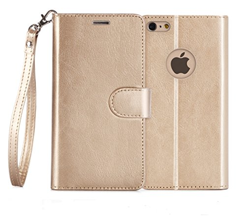 FYY Top-Notch Series Wallet Case for Apple iPhone - Iphone 6 Wallet Cases