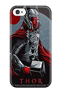 Minnie R. Brungardt's Shop Christmas Gifts 8439967K81553281 New Style Tpu 4/4s Protective Case Cover/ Iphone Case - Thor 11