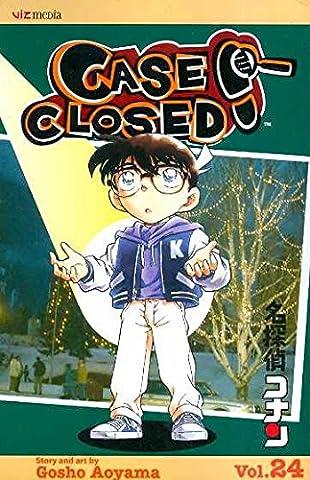 Case Closed, Vol. 24 (Drama High Series Volume 1)