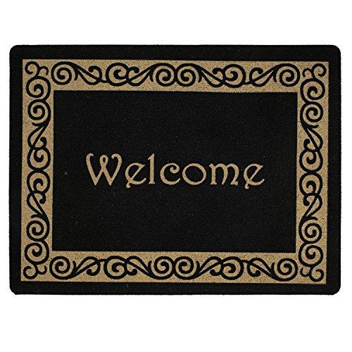 Mainstay Harrington Scroll Welcome Mat