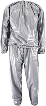 Sauna Sweat Suit Weight Loss Gym Fitness Exercise Suit Workout for