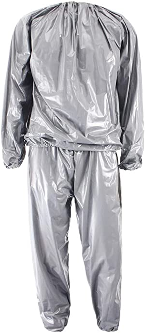 Sauna Sweat Suit Weight Loss Gym Fitness Exercise Suit Workout for Men and Women