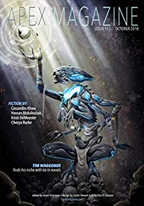 Apex Magazine - Science Fiction, Fantasy, and Horror