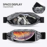Running Belt, Exercise Fanny Pack For iPhone XS / XR/ 6/7/8...