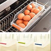 2pcs Slide Cocina Nevera Congelador ahorro de espacio de ...