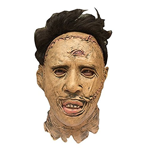 Mask Leatherface (Leatherface Deluxe Overhead Latex Mask for Texas Chainsaw)