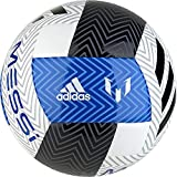 adidas Men's Messi Q4 Football Blue/Black/White, 5