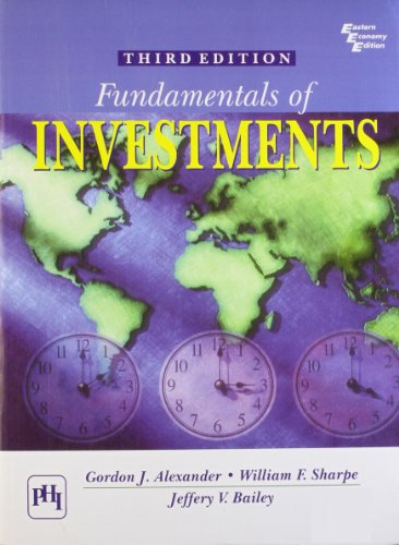 Fundamentals of Investments (Business)