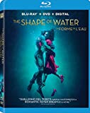 La forme de l'eau (bilingue) [Blu-ray + DVD + Copie numérique]