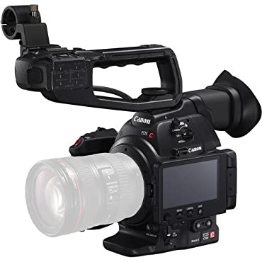 Canon EOS C100 Mark II Digital Camera Body Only