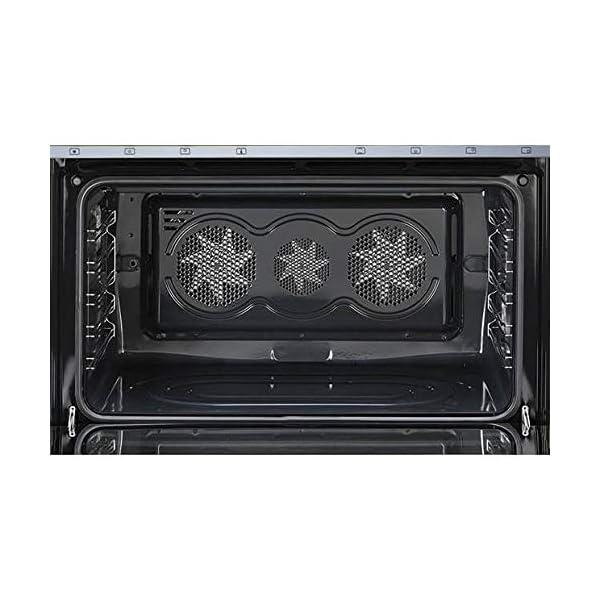 Smeg Portofino CPF36UGMR 36''x 25'', 4.5 cu. ft. Oven Freestanding Pro-Style Dual Fuel Range, Red 2