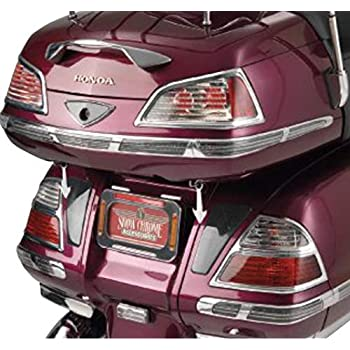 52-611 GOLDWING GL1800 Chrome Trunk Moldings MADE BY SHOW CHROME