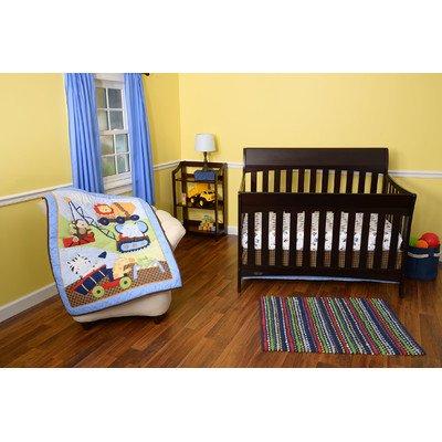 Riegel Baby Under Construction Collection 3-Piece Crib Beddi