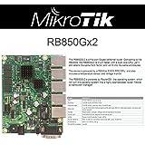 Mikrotik RB850Gx2, Routerboard 850G Dual Core 500MHz 512MB 5port Gigabit OSL5