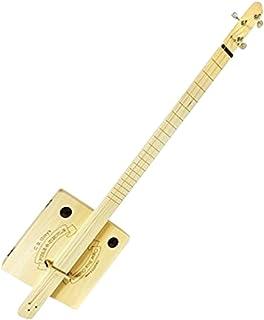 Complete Pure & Simple CIGAR Box Guitar Kit – la más fácil CBG Kit para construir