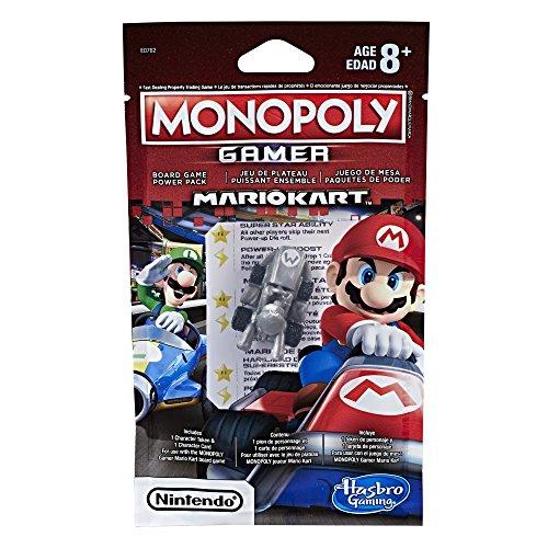 Monopoly Gamer Mario Kart Power Pack (Assorted)