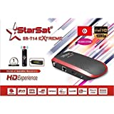 STARSAT T14 EXTREME (Ethernet Wifi Support H265 HD Satellite Receiver)