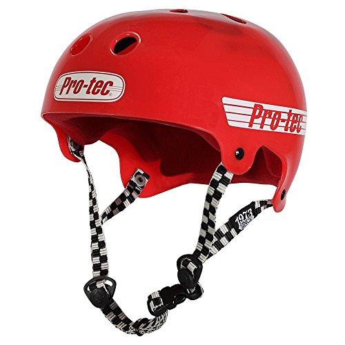Pro-Tec Classic Bucky Skate Helmet (Riot Ski)
