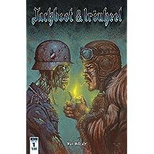 Jackboot & Ironheel (2016) #1 VF+ Max Millgate IDW
