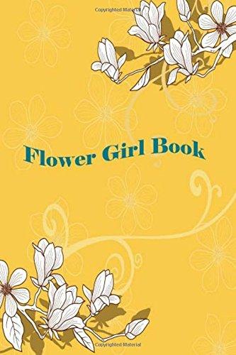 Flower Girl Book: Journal (Diary, Notebook) pdf epub