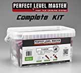 T-Lock 1/8-Inch Perfect Level Master Complete Kit
