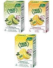 True Lemon Kit Lemon,Orange,Lime 32ct each