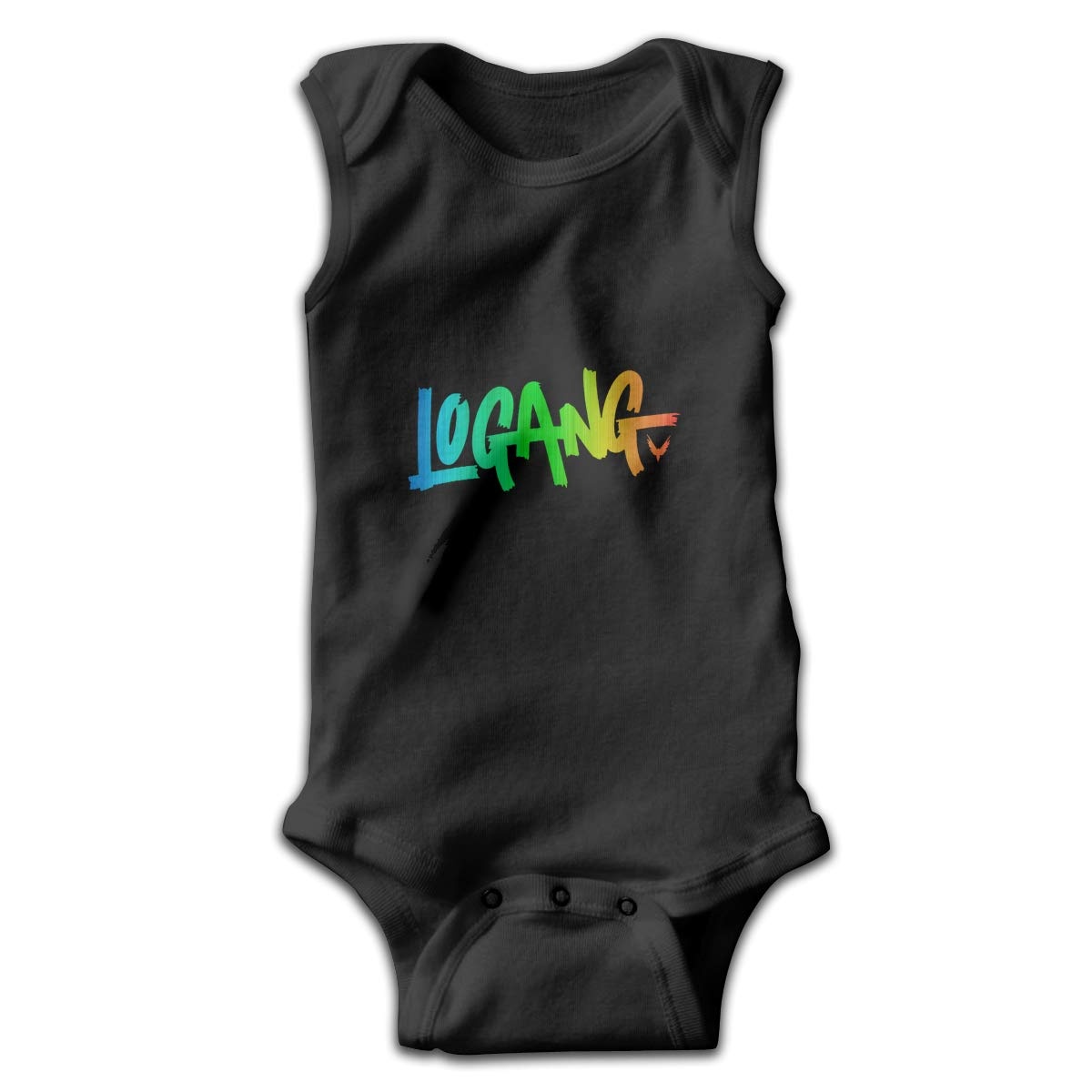 Logan Logang Followers Parrot Icon 5 Sleeveless Onesies Outfits