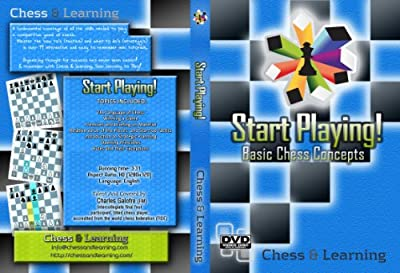 Start Playing! Basic Chess Concepts
