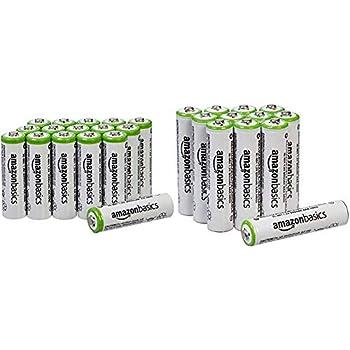 Amazon.com: eneloop (3rd gen) AA 1800 Cycle, Ni-MH Pre