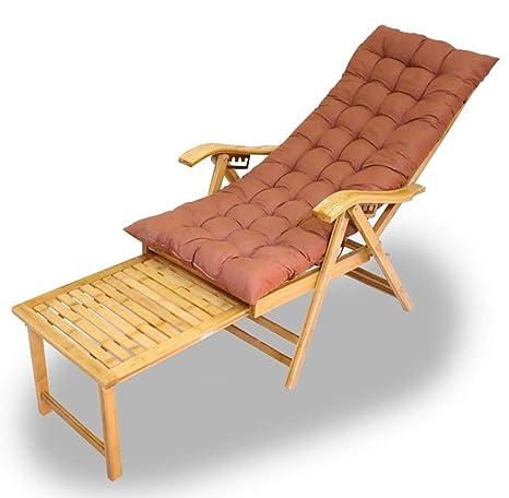 YWZDY Sillas Plegables de Tela Silla de salón de bambú ...